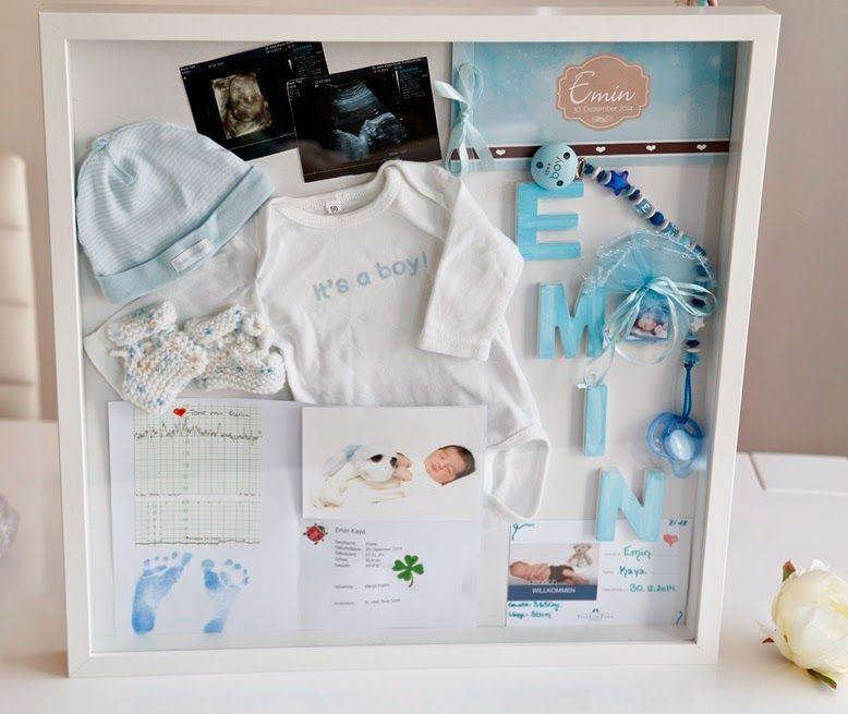 Shadowbox Idea | Future baby | Pinterest | Kinderzimmer, Babys und ...