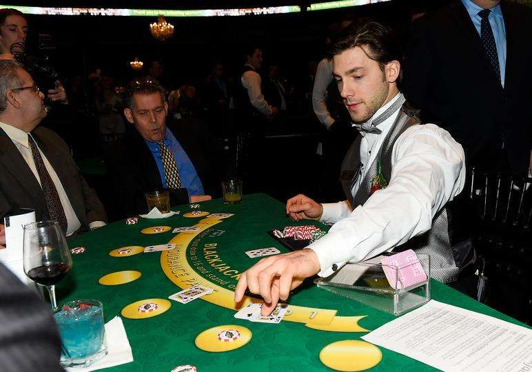 2015 Aces and Ice Casino Night 02/26/2015 Pittsburgh