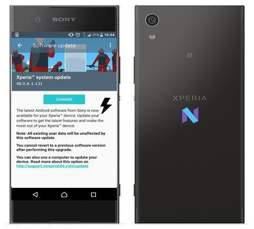 Sony Xperia XA1 Plus January 2018 Firmware 48 0 A 1 131   Android