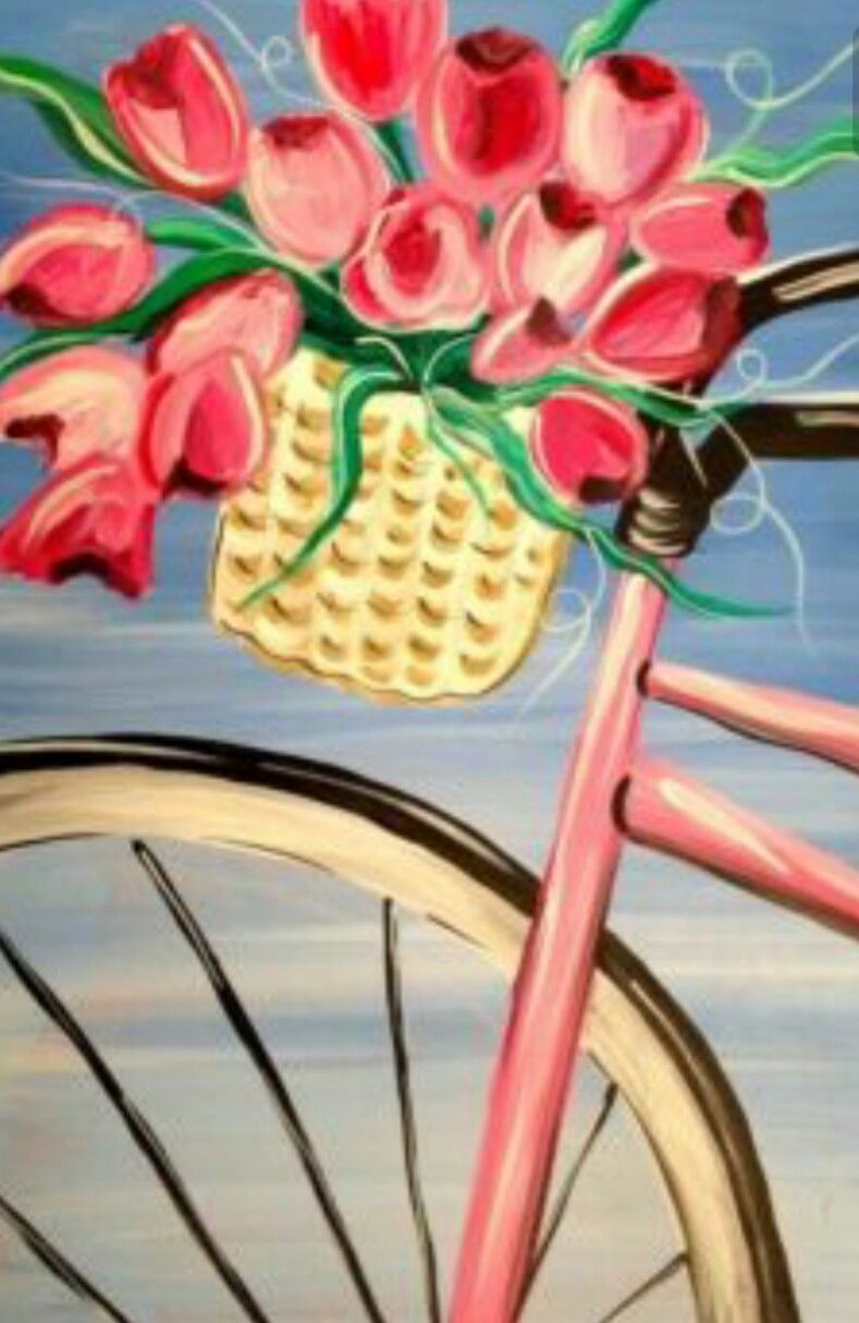 Pin By Jaycee Beth On Arts Crafts More Spring Painting