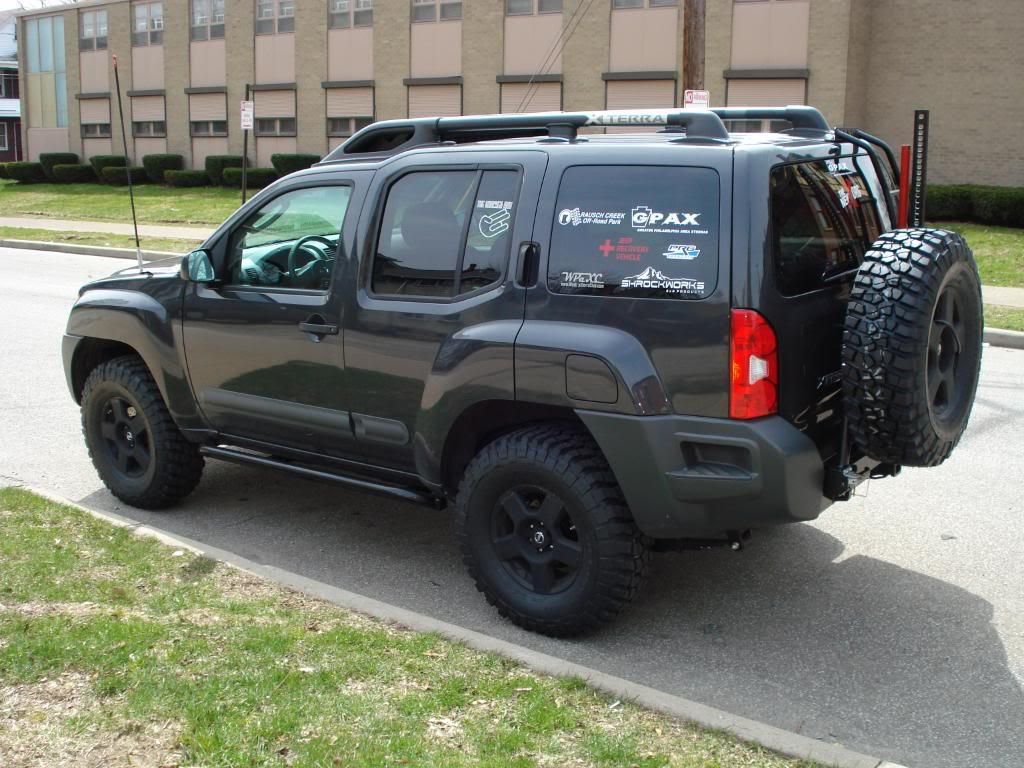 ten surprising off-road vehicles - 8. nissan xterra. | on the go