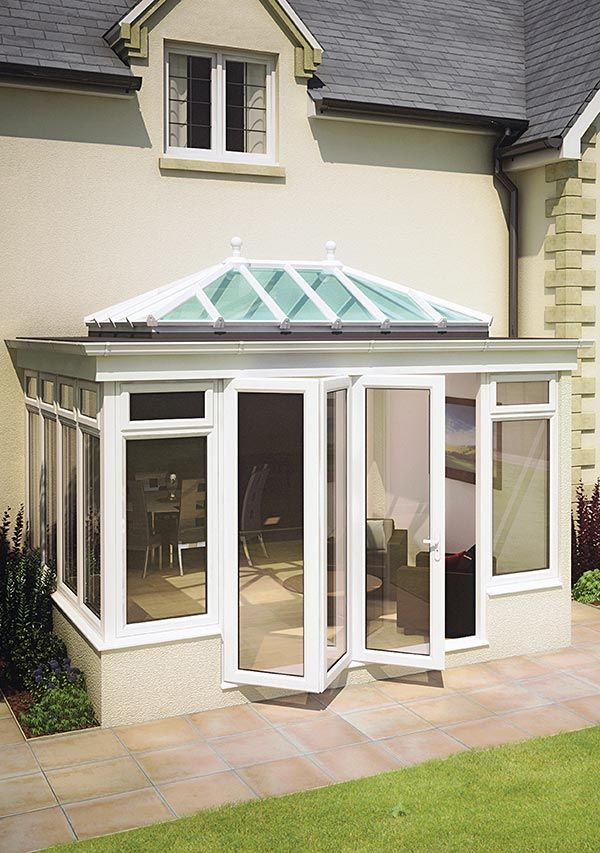Conservatory Room Addition In The Uk 1040x1485 In 2020: Roof Lantern, Small Conservatory, Conservatory Design