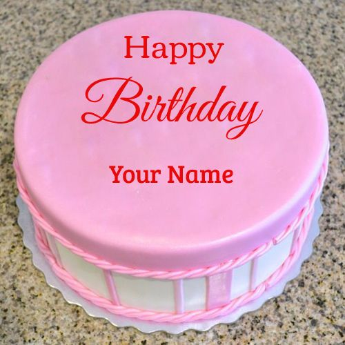 Create Name Birthday Cake Pics For Whatsapp Online