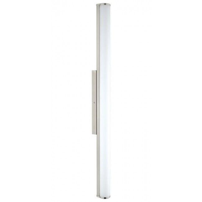 EGLO CALNOVA LED Spiegelleuchte, 900mm, nickel-matt, satiniert - led lampen für badezimmer