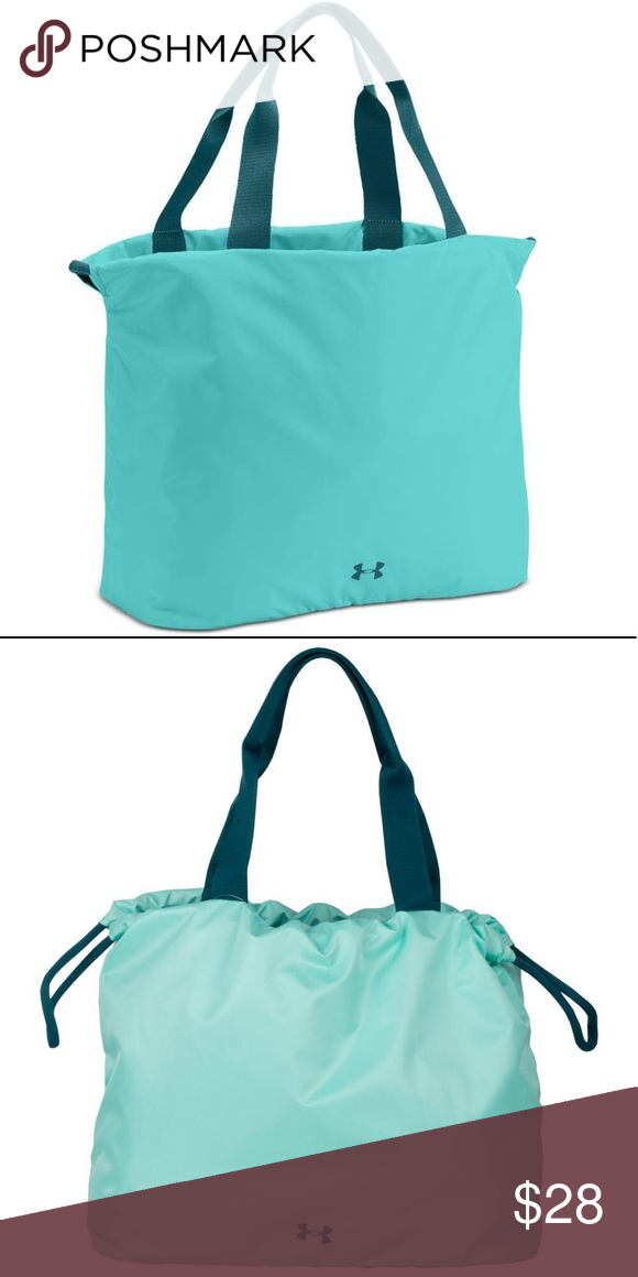 bdd15cccf83 Under Armour Favorite Tote NWT NWT Under Armour Tote in teal. The UA  Favorite Graphic
