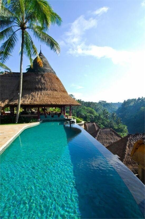 Stunning Resorts in Bali, Indonesia