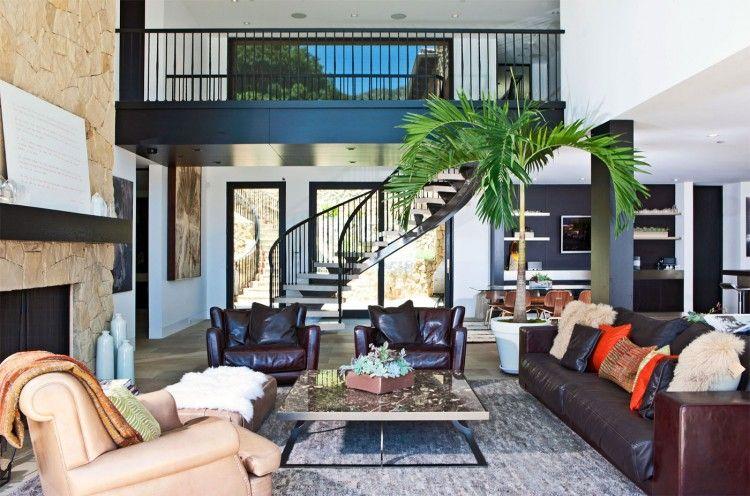 multi million dollar house on malibu beach - Multi Castle Interior