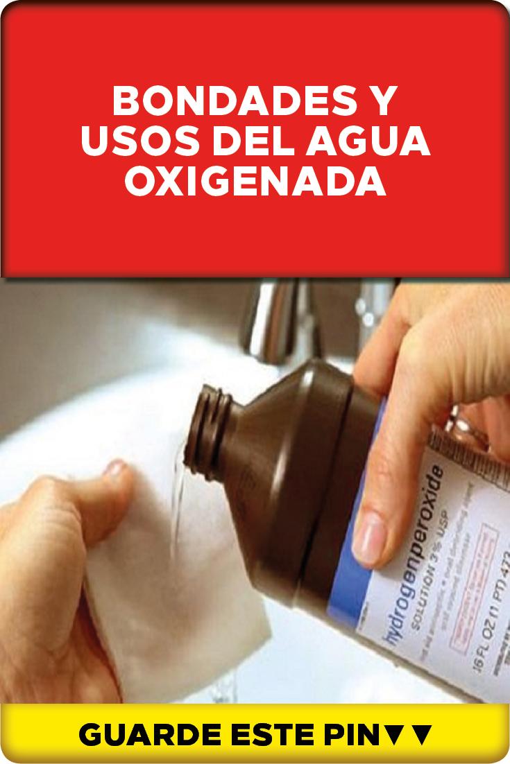 agua oxigenada desinfecta heridas