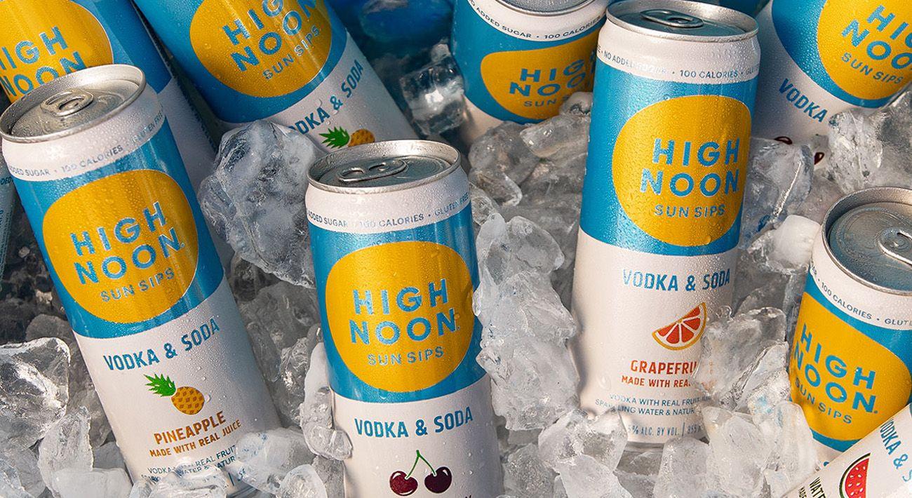 The Best Canned Cocktails For Summer Hard Seltzer Vodka Soda