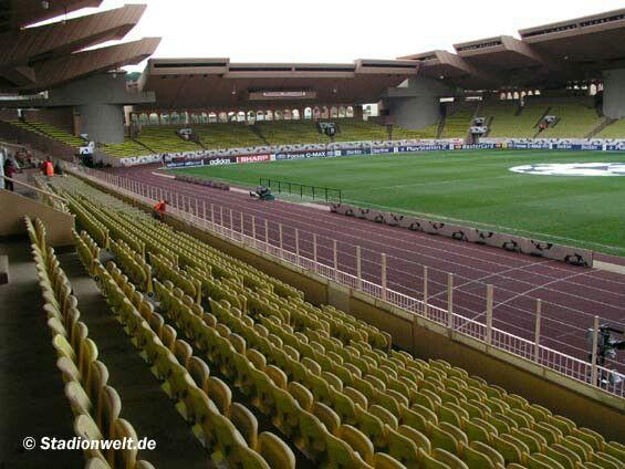 Stade Louise Ii Monaco