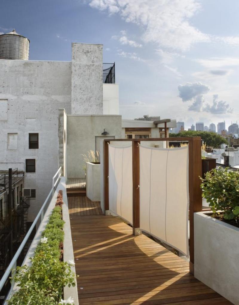 Garden Design Narrow Space garden design, apartment roof garden design ideas: roof garden