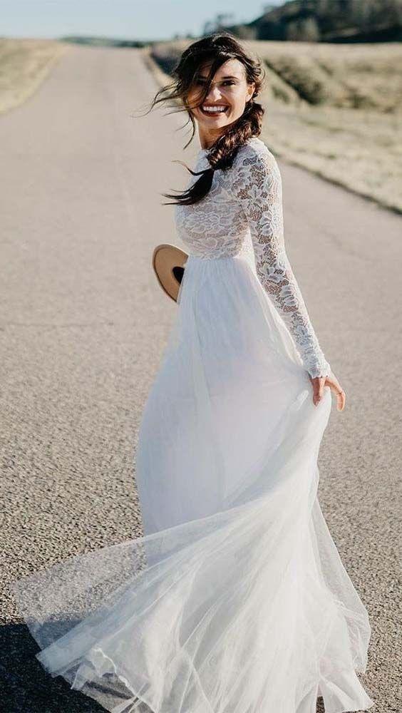 Rustic wedding dress 2018 bridal dresses pinterest rustic wedding dress 2018 junglespirit Image collections