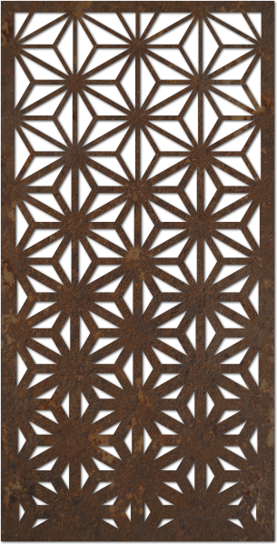 Wood Pattern Elevation : Impulse designs decopanel australia stencil