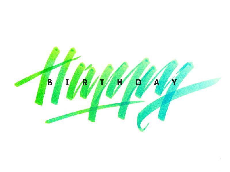 Happy birthday http://ift.tt/1AaaYS2