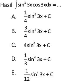 Contoh Soal Skb Tenaga Pendidik Skb Guru Matematika Cpns 2019 Matematika Pelajaran Matematika Belajar