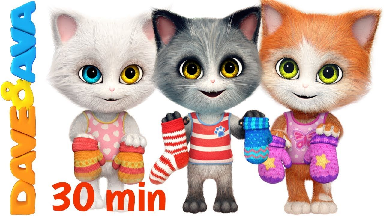 New Let S Welcome Three Little Kittens Please Like And Share To Show Your Support Nurseryrhymes And New Nursery Rhymes Kids Songs Nursery Rhymes