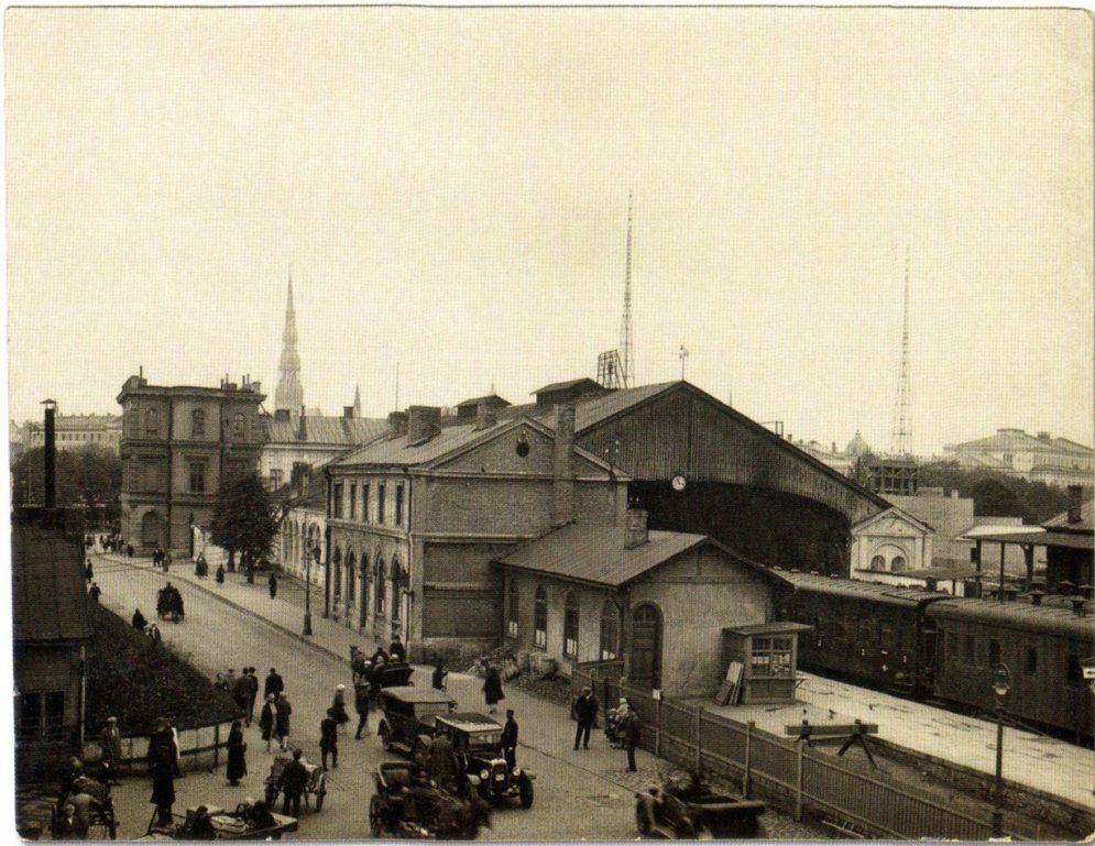 Рижский центральный вокзал: более 150 лет истории в ...