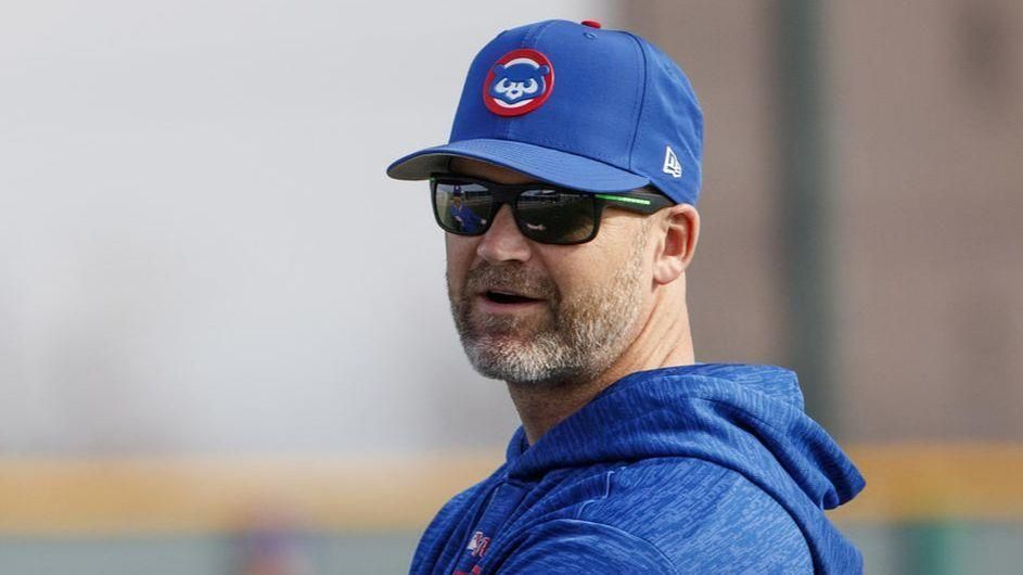 On his 41st birthday David Ross upstaged at Cubs spring ...