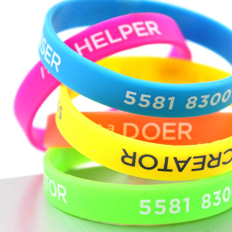 Promotional Wristbands | AAC ID Solutions