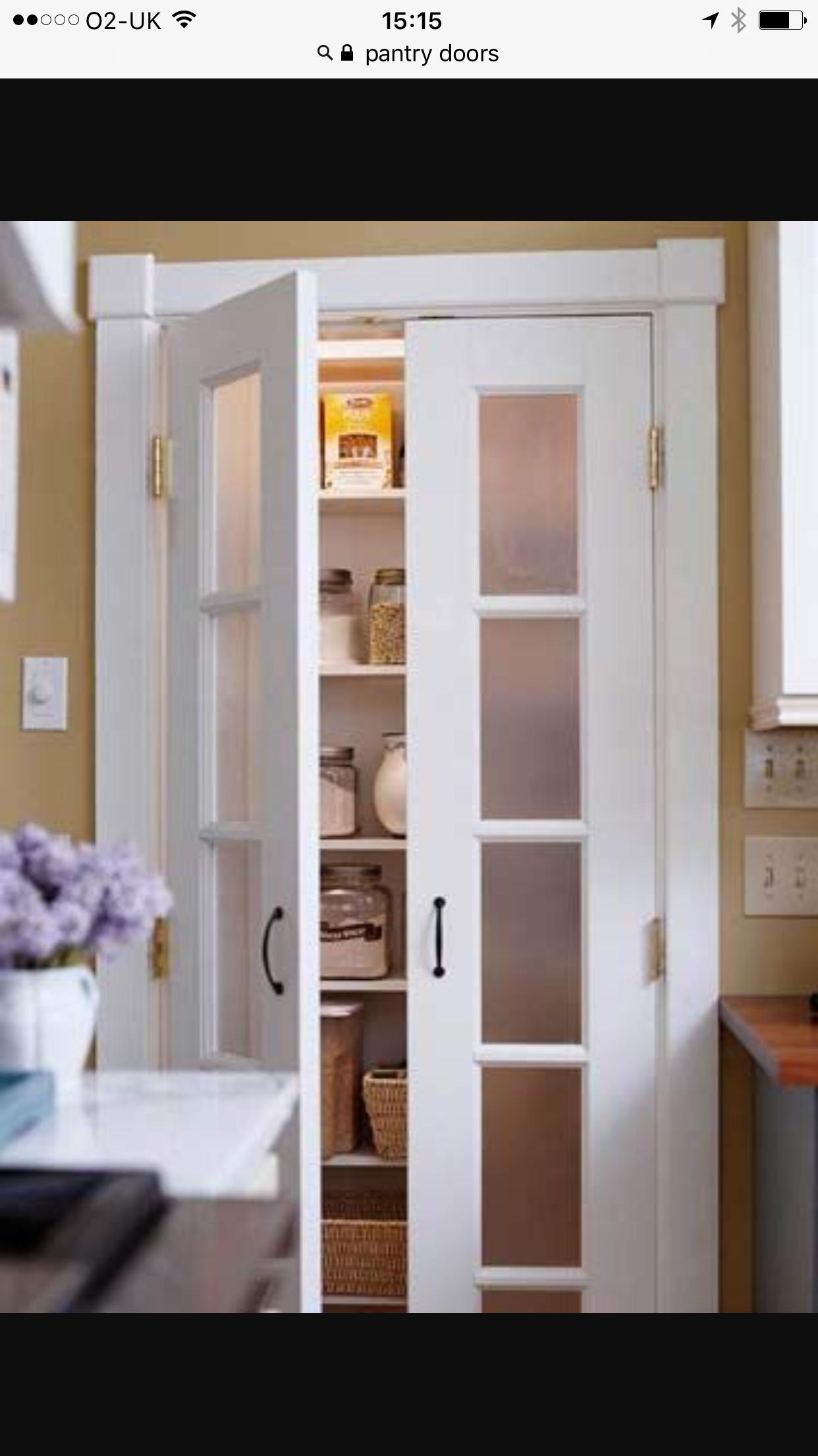 Larder doors & Larder doors | Larder | Pinterest | Doors