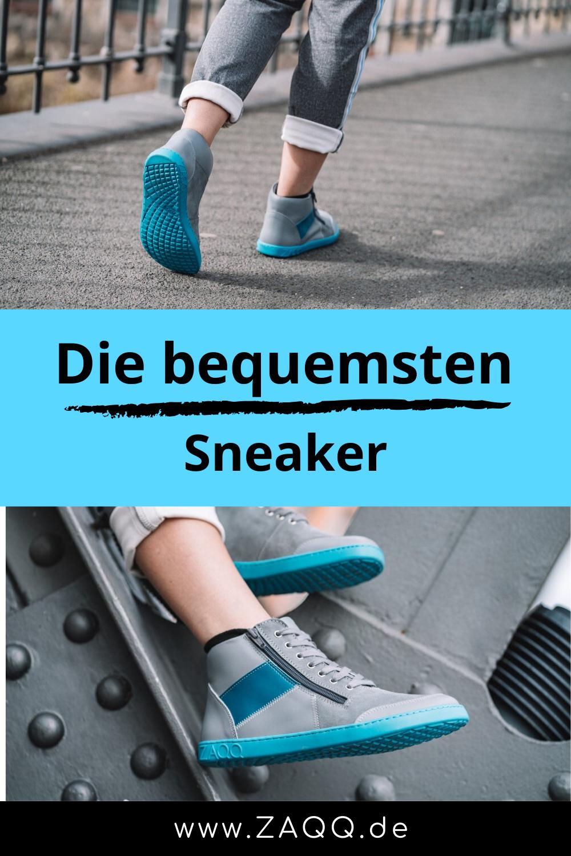 Graue Sneaker für Damen: Barfußschuhe in 2020 | Barfußschuhe