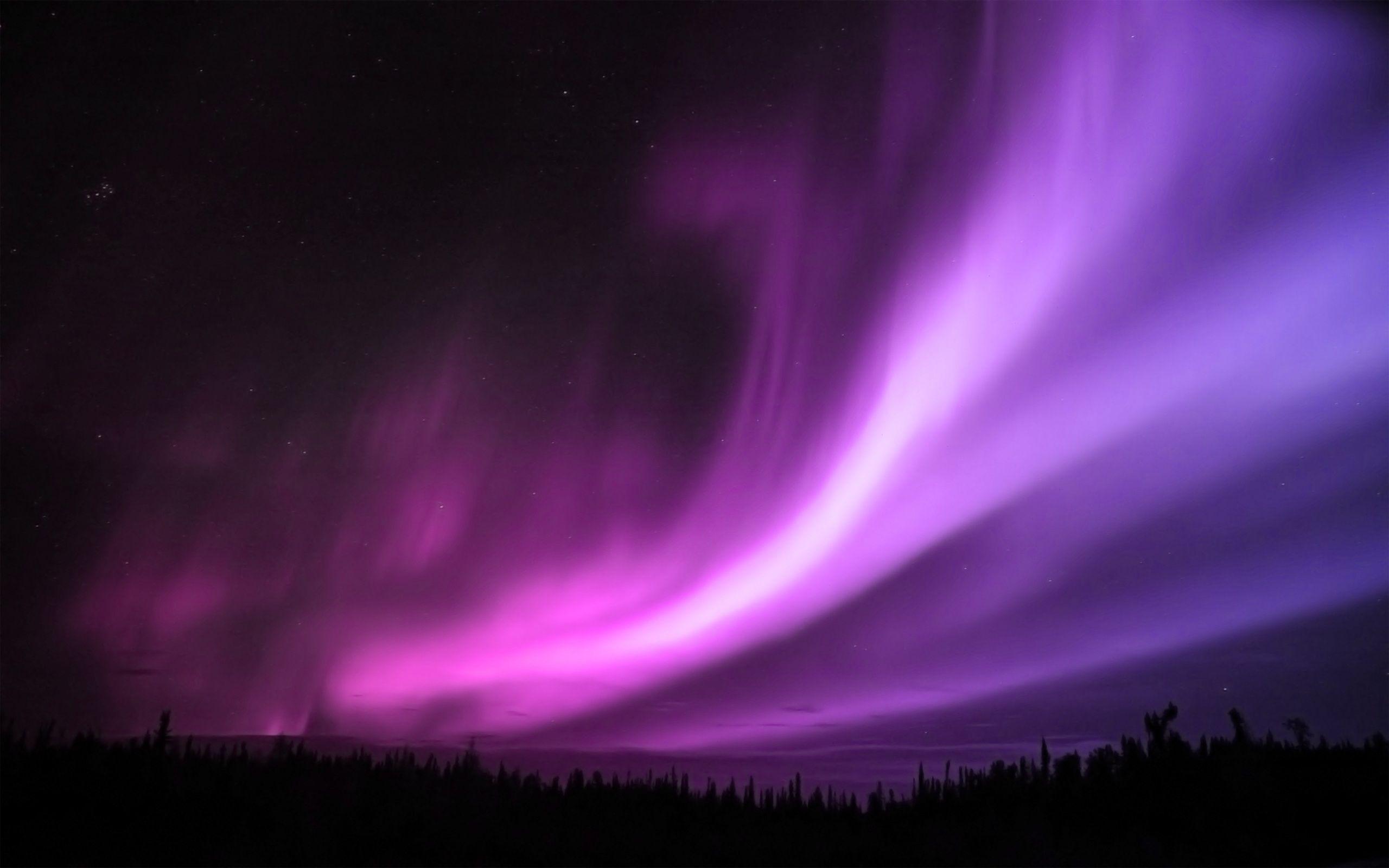 Purple Aurora Borealis Wallpaperswide 46488 The Hd Wallpaper Northern Lights Aurora Borealis Northern Lights Aurora Sky