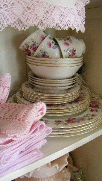 more rose china :)