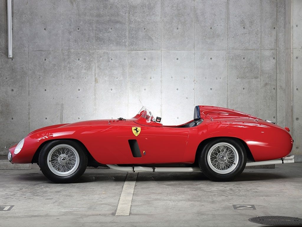 1955 Ferrari 750 Monza - 750 Monza | Classic Driver Market ...