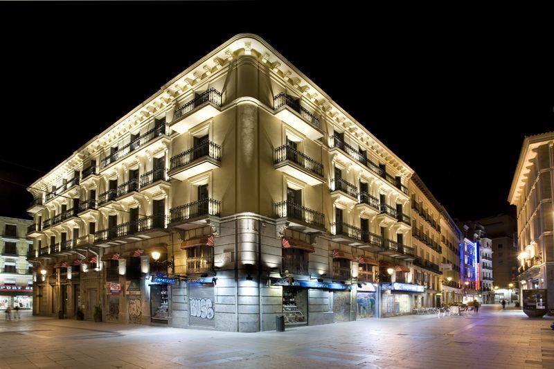 El hotel petit palace londres madrid es un hotel en calle for Hoteles en la calle prado de madrid
