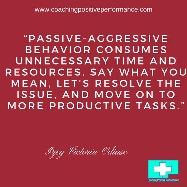 17 Examples of passive aggressive behaviour Passive