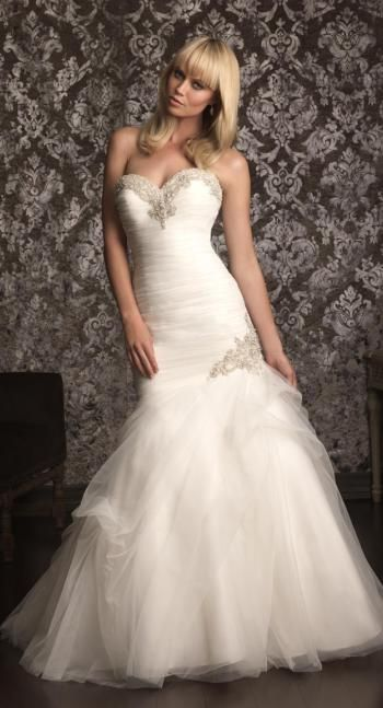 Allure Bridals Dress 9002 Terry Costa Dallas