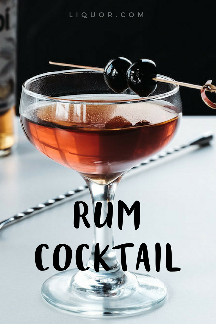 5 Aged Rum Cocktails to Start Your Weekend Right Rum
