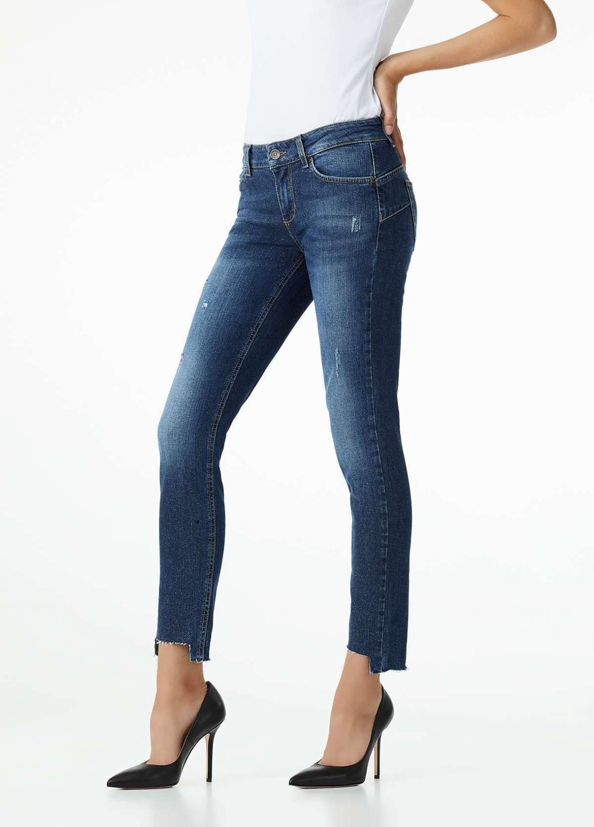 Jeans Tendenze Autunno Inverno 2018 2019 Jeans Push Up Liu Jo A