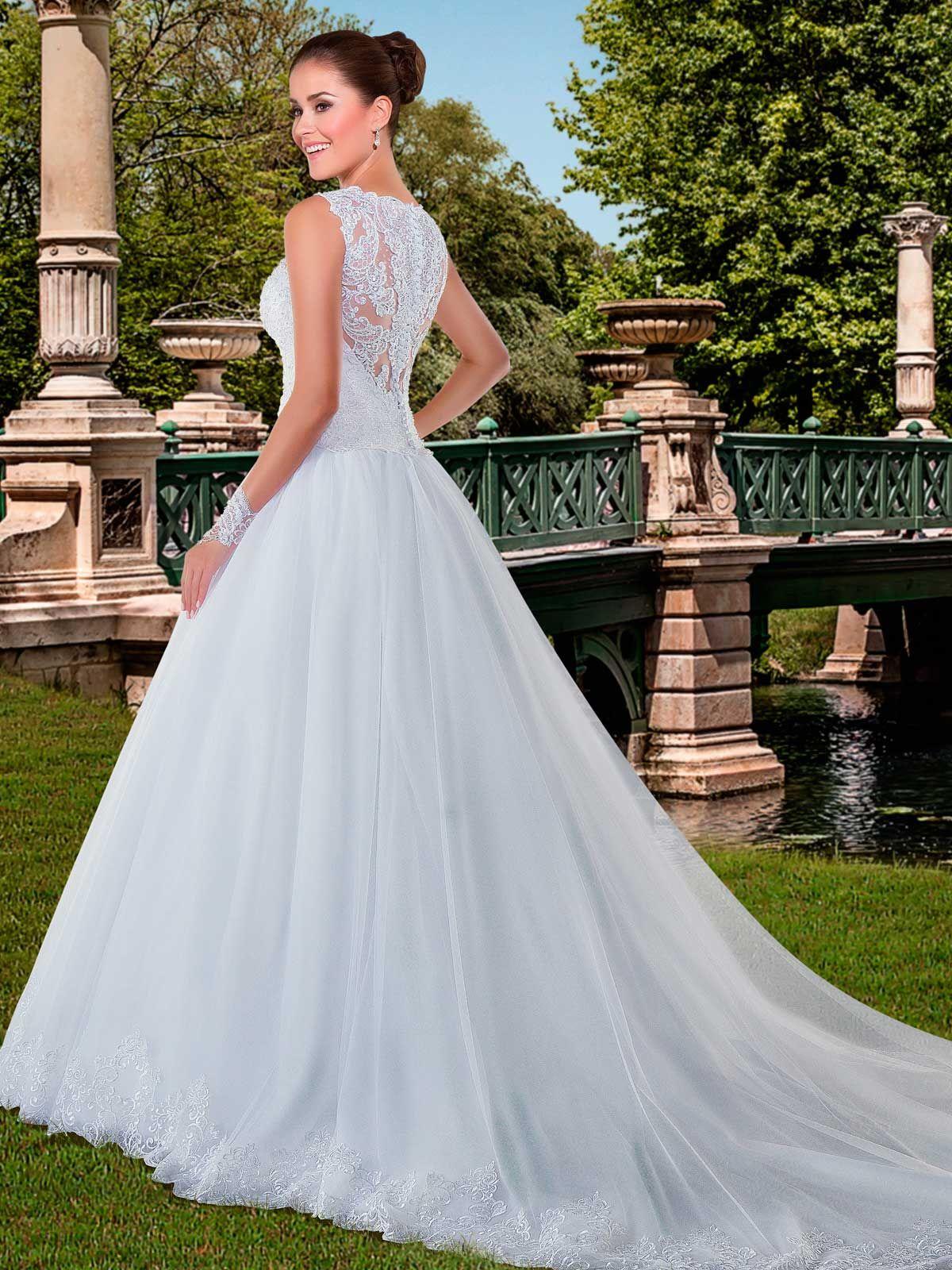 Versalhes 04 | Coleção Versalhes - Via Sposa | Pinterest | Wedding