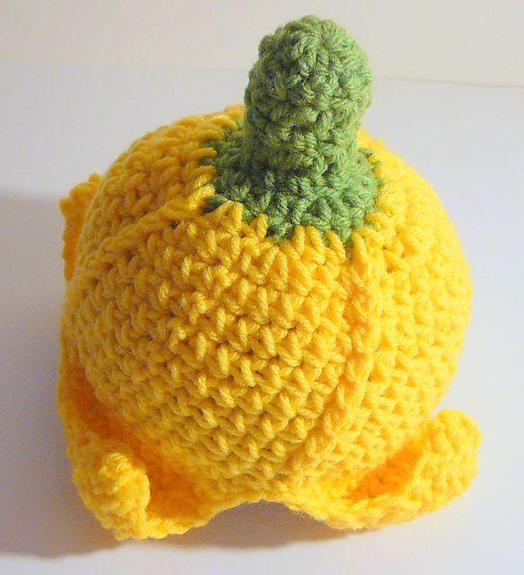 Ravelry: Banana Hat - Newborn to 12 Months pattern by Heather Sonnenberg