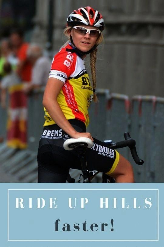 ride up hills faster Coach Schultz gives you the info you need to ride your bicycle uphill faster and stronger This is the advice you need to climb faster on your road bi...
