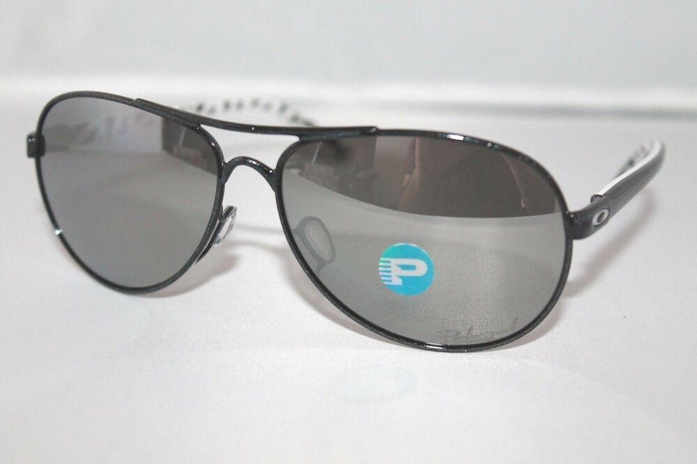 0cb075c082c91 Oakley Feedback Polarized Sunglasses OO4079-24 Metallic Black W  Chrome  Iridium  affilink  polarizedsunglasses  womensunglasses  mensunglasses ...