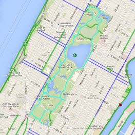 New York City Bike Map New York City Pinterest