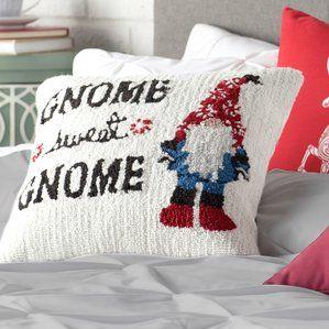TheodoraGnome Winter Pillow Cover