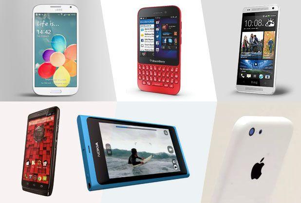 Mini smartphones: Top 6 de los más poderosos