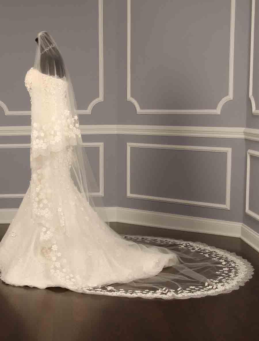 Oscar De La Renta 44E10 Discount Designer Wedding Dress