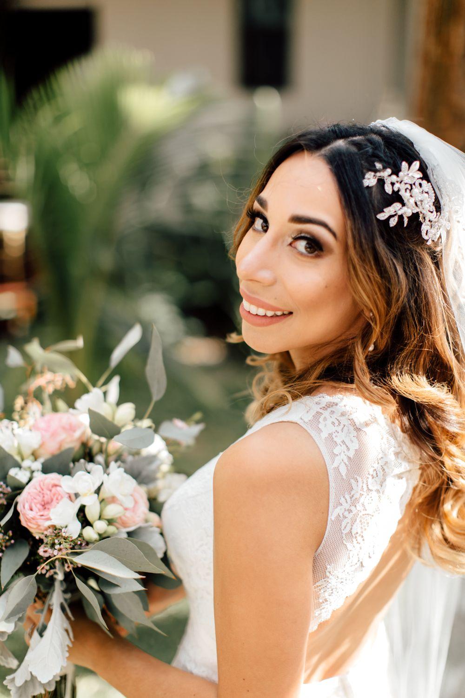 emotional & intimate outdoor wedding in miami | wedding