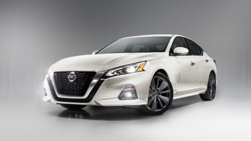 The 2019 Nissan Altima Redesign and Review Car Gallery