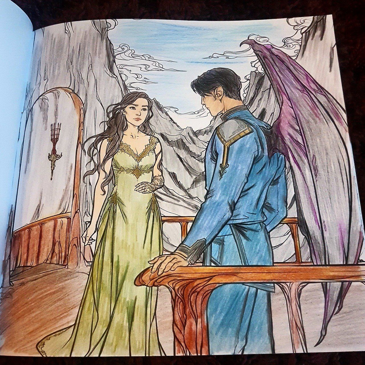 A Court Of Thorns And Roses Coloring Book Best Of A Court Thorns And Roses Coloring Book Pages Shark Coloring Pages Animal Coloring Books Kids Coloring Books