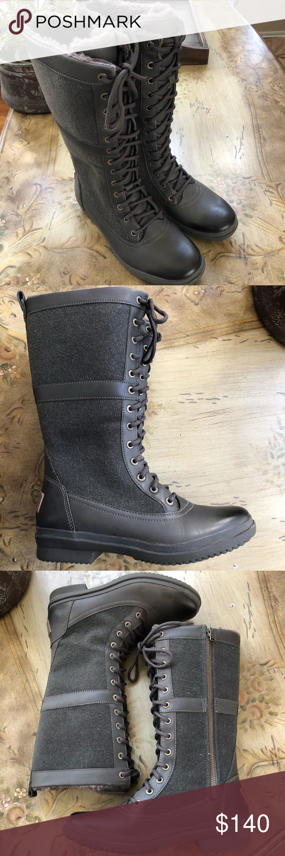 0c26876d003 UGG Elvia Tall Lace-Up Waterproof Snow Boot Rainy days are no match ...