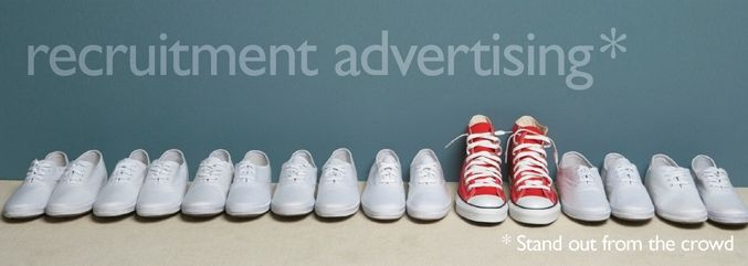 17 Best images about Recruitment Ads on Pinterest | Behance ...