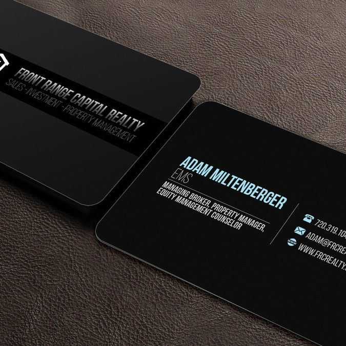 Slick professional business card for investment professionals by slick professional business card for investment professionals by alexandarpavlovski colourmoves