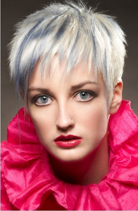 short haircuts for women pictures awesome pixie cut with tinge of gray would to 5849 | b3ed2bc2ea009ae5849bc3984a483493