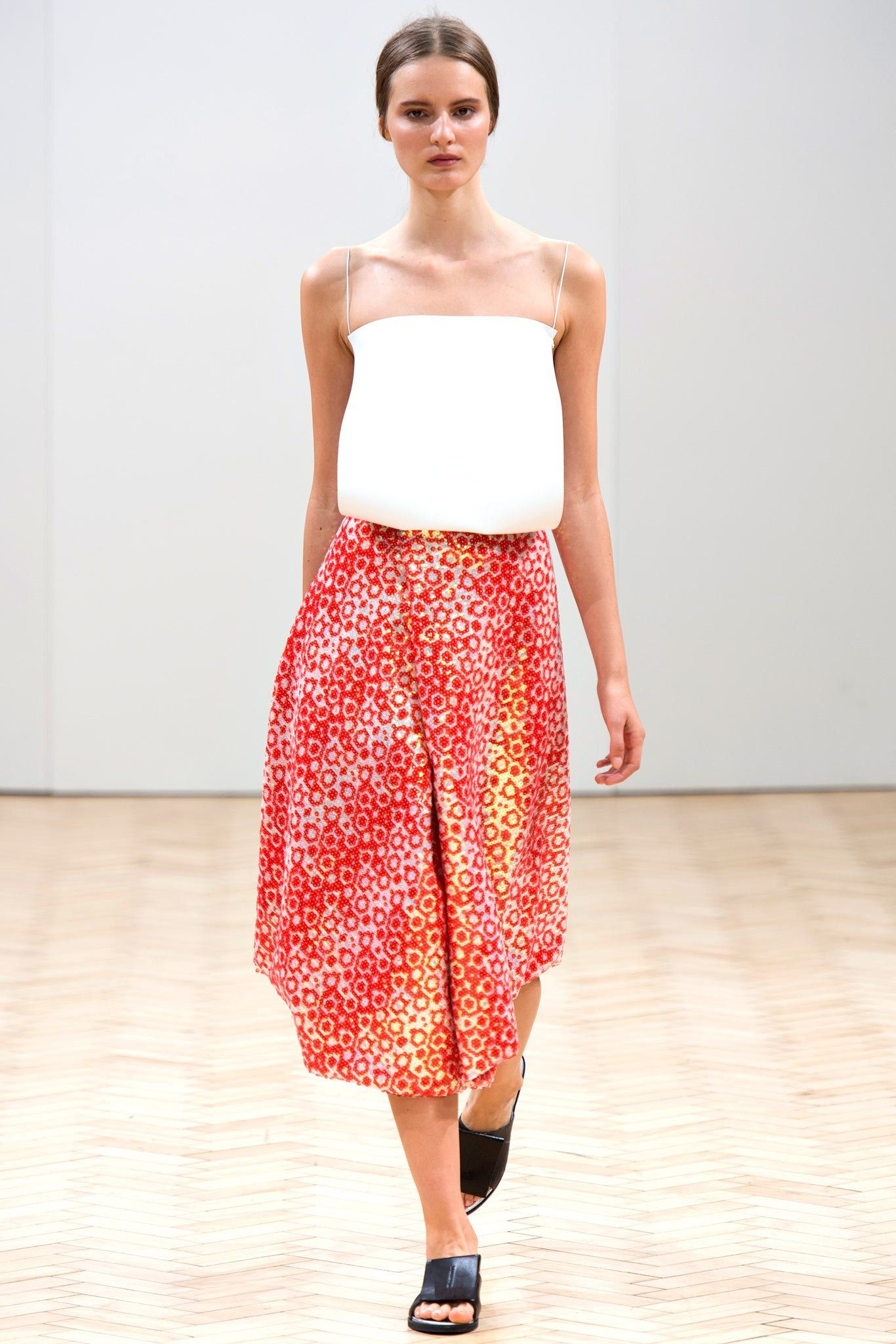 J.W.Anderson Spring 2014 Ready-to-Wear Collection Photos - Vogue