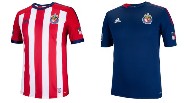 6b916c1c400 Jersey Week 2014  Chivas USA release final home jersey before 2015 rebrand
